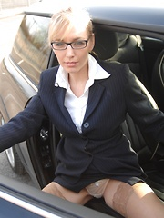 Executive Hayley Marie Coppin