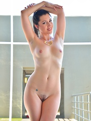 Red Hot Woman - Erotic and nude pussy pics at GirlSoftcore.com